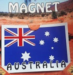 Magnet Platte Flagge Fahne  8cm