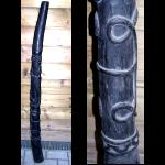 Didgeridoo Ur Zeit Look - 1000 Years old