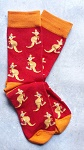 Australien Socken Känguru 36-40