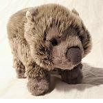 Stofftier Wombat - Pauls Bruder 15cm