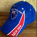 Base Cap New Zealand Wappen