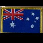 Flagge Australien Aufnäher 8cm