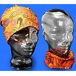 Multi Kopftuch Stirn Schal Malerei JiJAKA