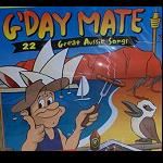 cd G' Day Mate  22 Great Aussie Songs
