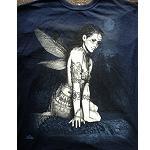 T Shirt  Angel with Tatoo