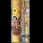 Didgeridoo orig  Eukalyptus 130 cm