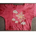 T-Shirt orig handbemalt Aborigines Malerei