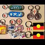 Schlüsselanhänger verschiedene