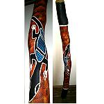 Didgeridoo orig Eukalyptus Aborigines 90cm
