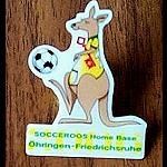 Pin Socceroos Australia WM