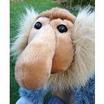 Stofftier lang Nasen Bär 30cm   suuuper...