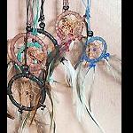 Dreamcatcher Traumfänger   als Halskette