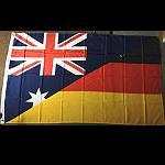 Freundschafts Flagge Fahne  150cm