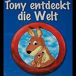 Kinderbuch Tony Känguru entdeckt die Welt