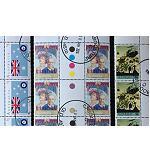 20 Briefmarken Australien z Sammeln