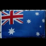 3m Tischdecke o Flagge Fahne Australien