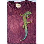Kinder T- Shirt mit Gecko