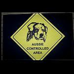 Fußmatte Australian Shepherd 70x40cm