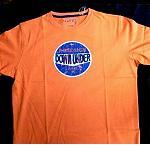 T-Shirt DOWN UNDER aufgenähte Applikation