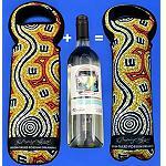 Wein Kühler Cooler stubby holder aufhängen