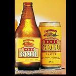 XXXX Castlemain Bier  0,375l MHD 04.21