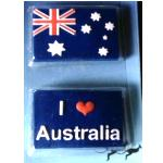 Button Nadel Flagge Australien 2er Set
