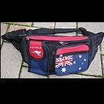 BauchTasche Hipbag Flagge viele Taschen