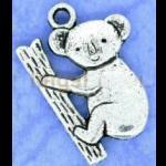 kleiner Anhänger für Halskette KOALA  2cm