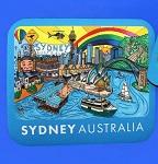Mousepad  Sydney Hafen Australien