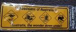 Nummernschild PVC Schilder Australien