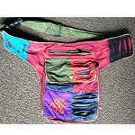 Hüft Bauch Hippbag Tasche bunt aus Nepal