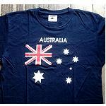 T Shirt  Flagge  Australien