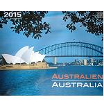 Kalender Australien 58x46 2015 REDUZIERT