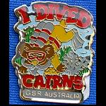 Pin    i Dived  in  cairns