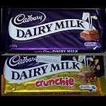 Cadbury Schokolade  200gr  verschiedene