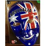Gesichts Maske Australien Flagge Fahne