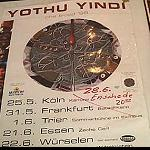 Tournee-Poster Yothu Yindi