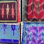 Sarong Tuch 110x160  verschd Farben