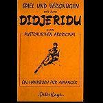 Lernheft  Didgeridoo  Spielen und Lernen