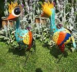 metal cool Birdy crazy look