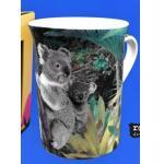 Kaffeebecher mit  Koala Motiv