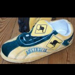 Hausschuhe Aussie Shoes f. Kinder