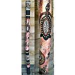 Didgeridoo Eukalyptus Aborigines 135cm
