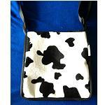 Umhänge Tasche  -aussie crazy cows -