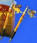 1 Kugelschreiber Känguru Anhänger