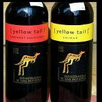 Rotwein Yellow Tail  Shiraz Cabernet Merlo