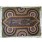 orig Malerei auf Leinen 71x92 cm