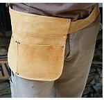 Leder Holster Tasche Gürtel  für Werkzeug