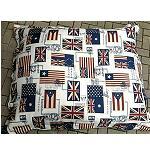Sitzsack Kissen mit Flaggenmotiv 150cm