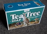 Seife Australien Tea Tree Teebaum 100gr
